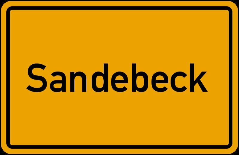 Sandebeck